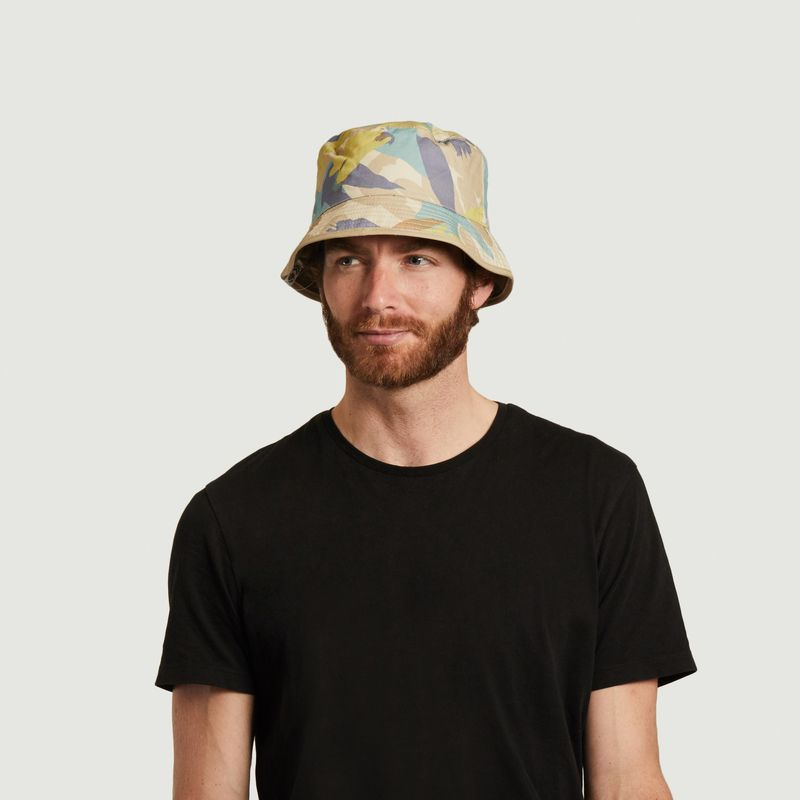 Bob réversible imprimé camouflage Nigel Cabourn - Element