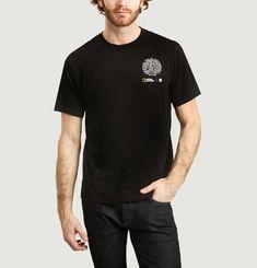 T-shirt Sun en jersey de coton bio