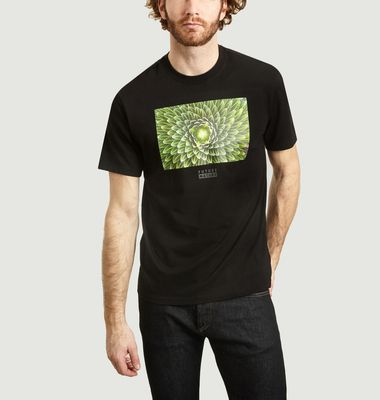 T-shirt Spiral National Geographic x Element