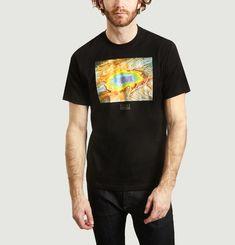 T-shirt Geyser en jersey de coton biologique
