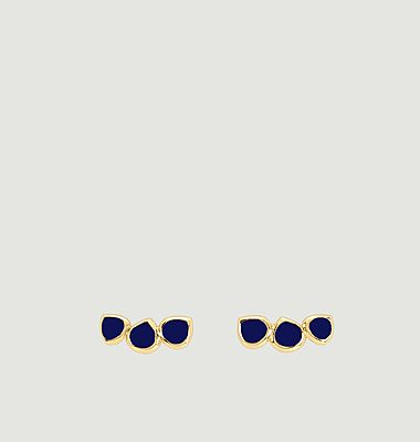 Boucles d'oreilles Lumi