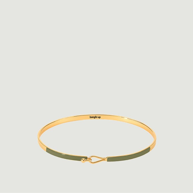 Bracelet plaqué or Lily - Bangle Up