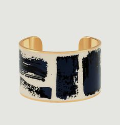 Brush Bangle