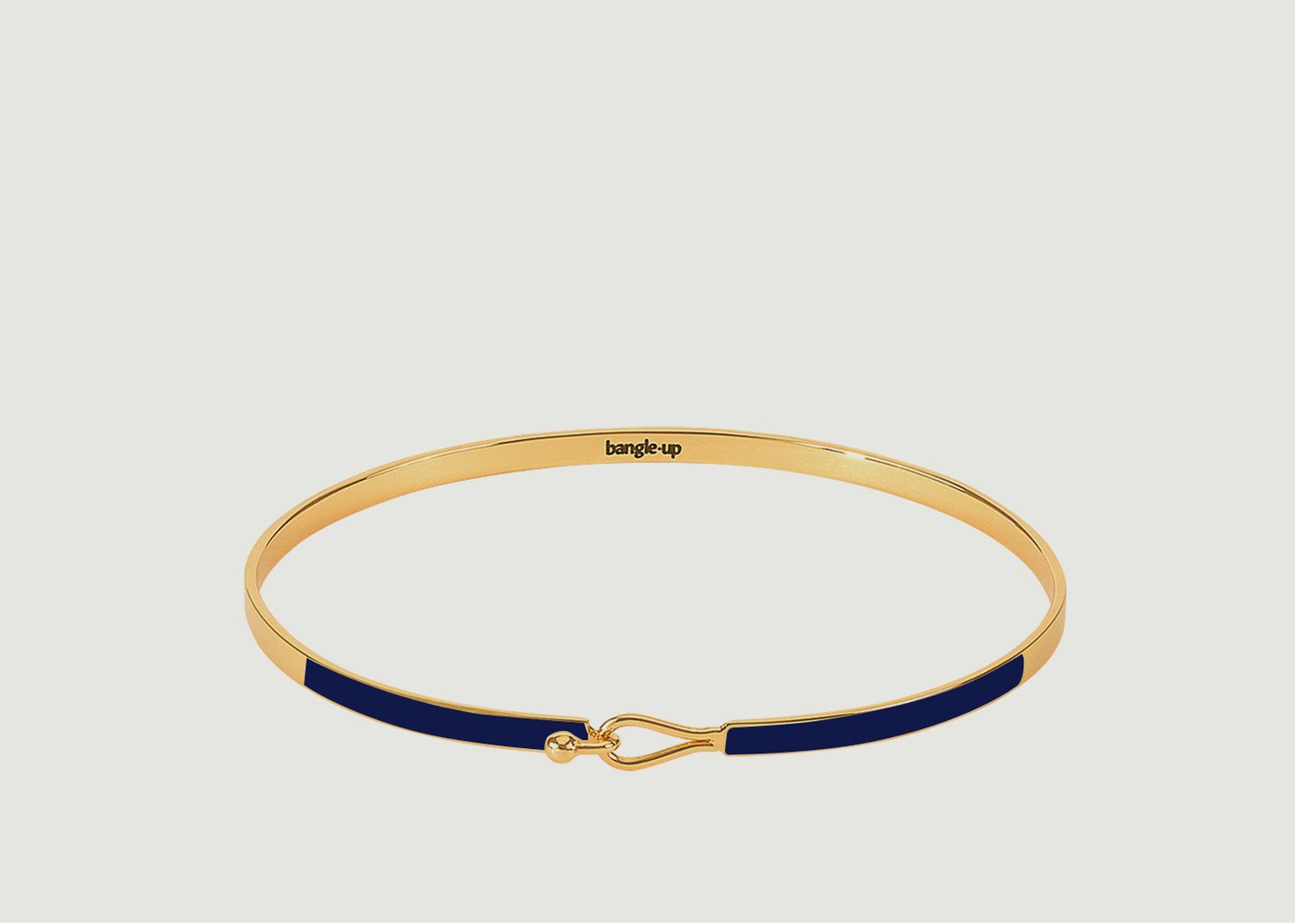 Bracelet Lily Bleu Nuit - Bangle Up