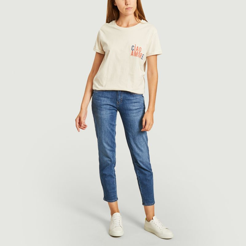 T-shirt ciao amore - Elise Chalmin