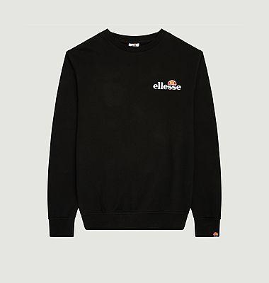 Sweatshirt triome en coton