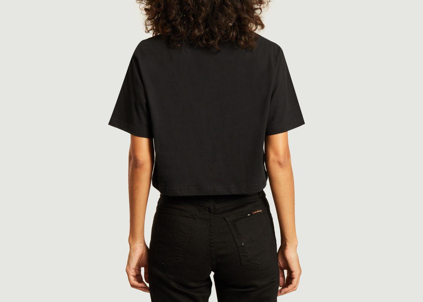 T-shirt cropped Fireball  - Ellesse