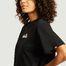 matière T-shirt cropped Fireball  - Ellesse