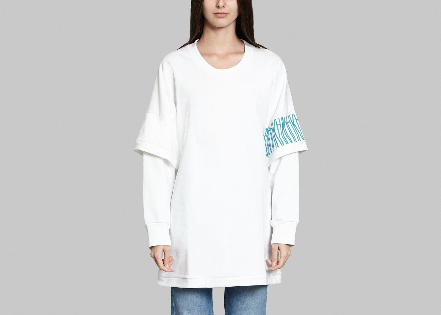 Sweatshirt Long - Emmanuelle Khanh