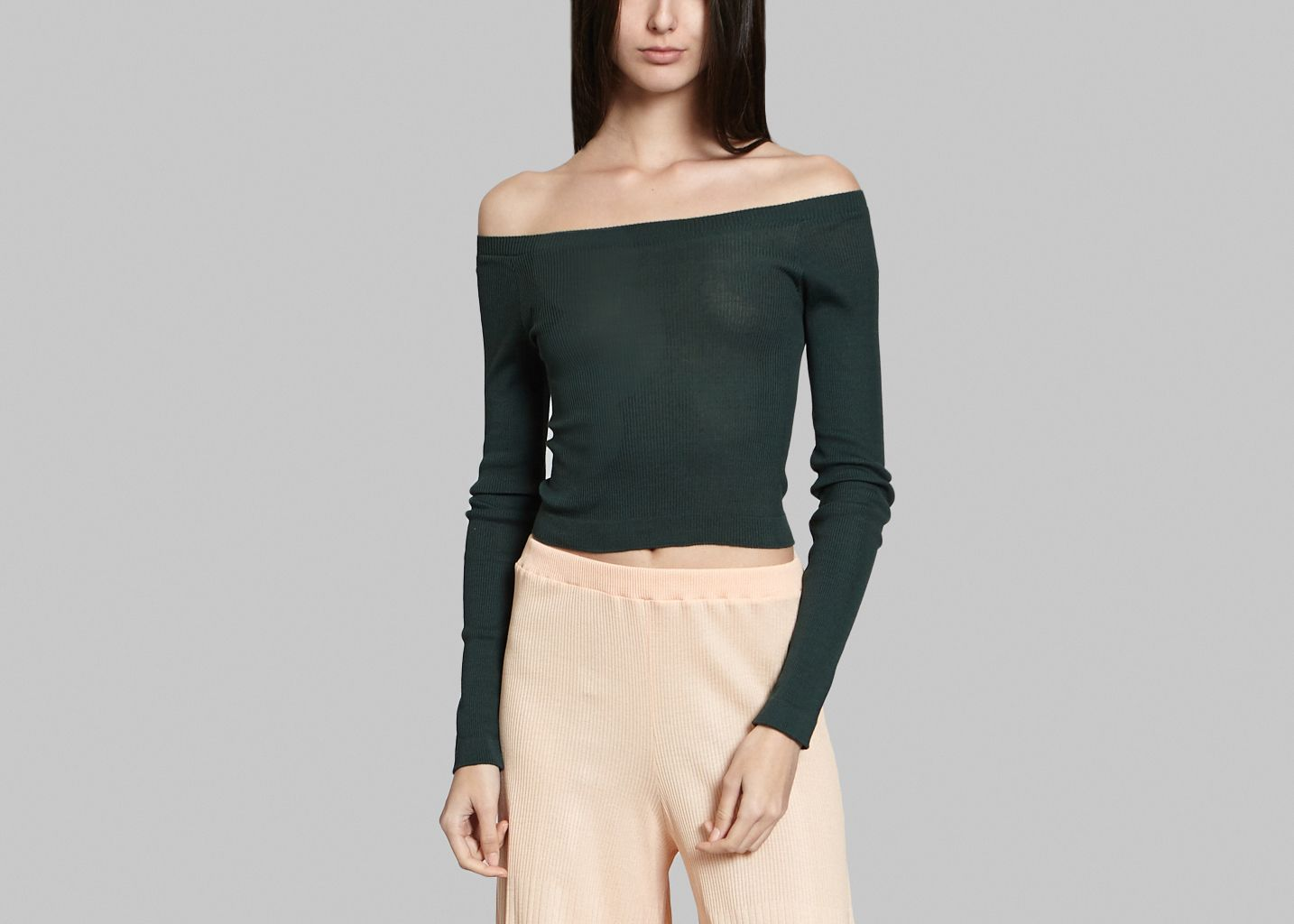 Tshirt Maille - Emmanuelle Khanh
