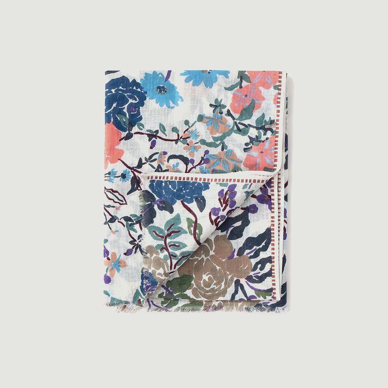 Foulard fleuri - Epice