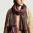 matière Etole en laine Tweed Check 1 - Epice