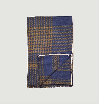 Tweed Check 1 Wollstola