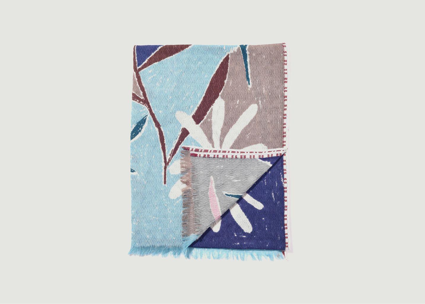 Etole motif fleuri GW 2182 - Epice