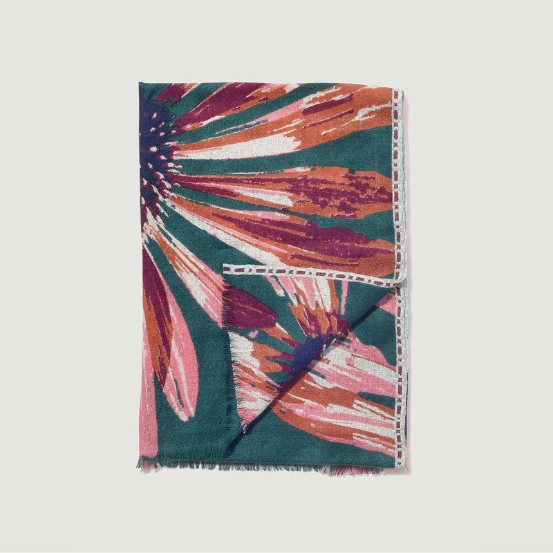 Etole motif fleuri GW 2172 - Epice