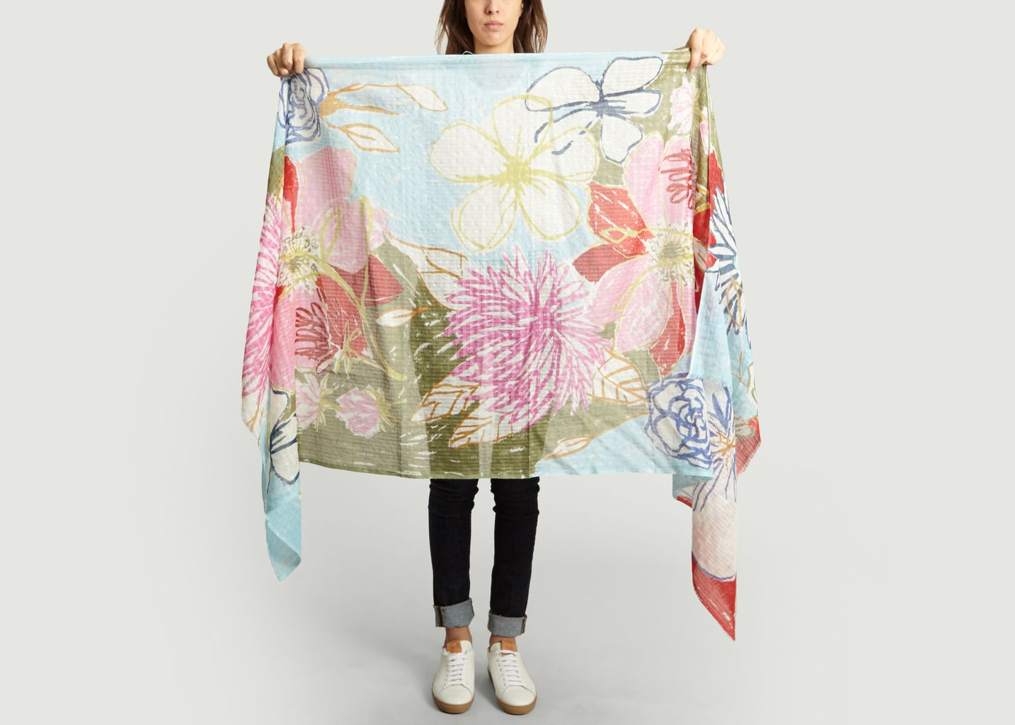 Floral Scarf - Epice