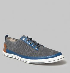 Basket Slim Suede