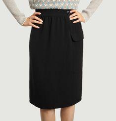 Amber 9 Wrap Skirt