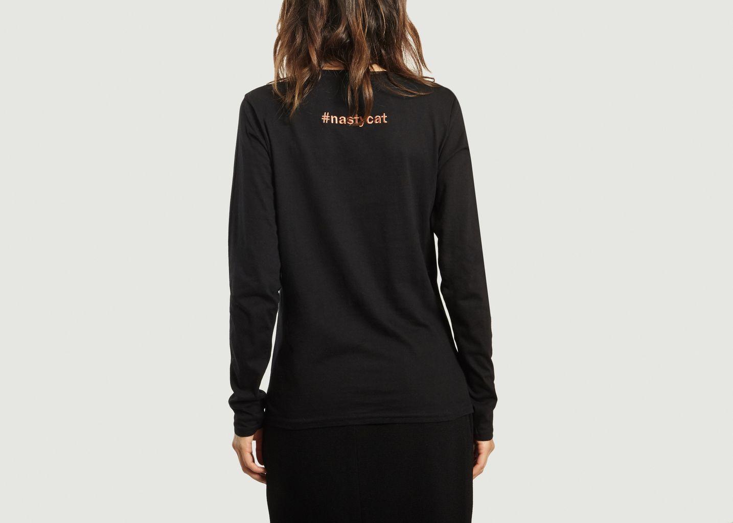 T-Shirt Nastycat  - Erotokritos