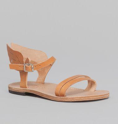 Sandales Ermis