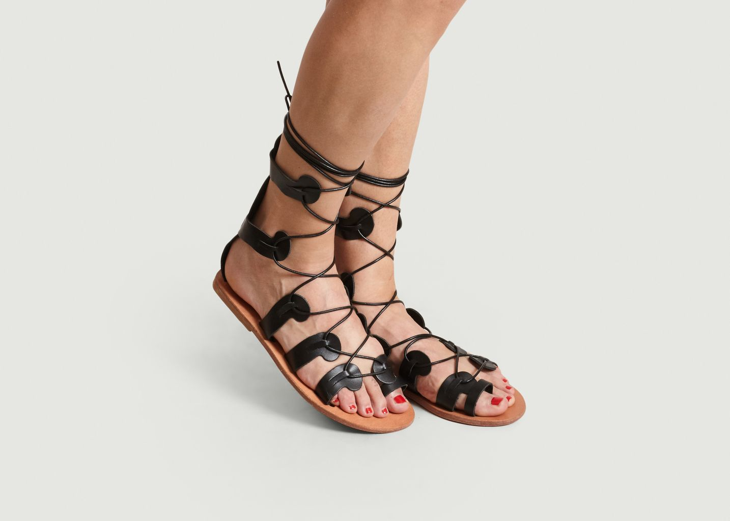 Sandales Nemesis - Erotokritos