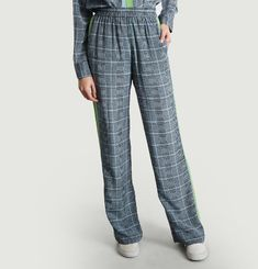 Sorecio Chequered Trousers