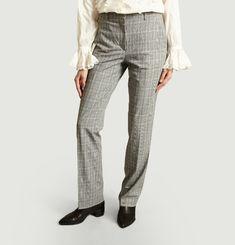 Pantalon Jambes Fuselées