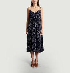 Polka Dot Slip Dress