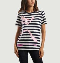 T-Shirt Riped