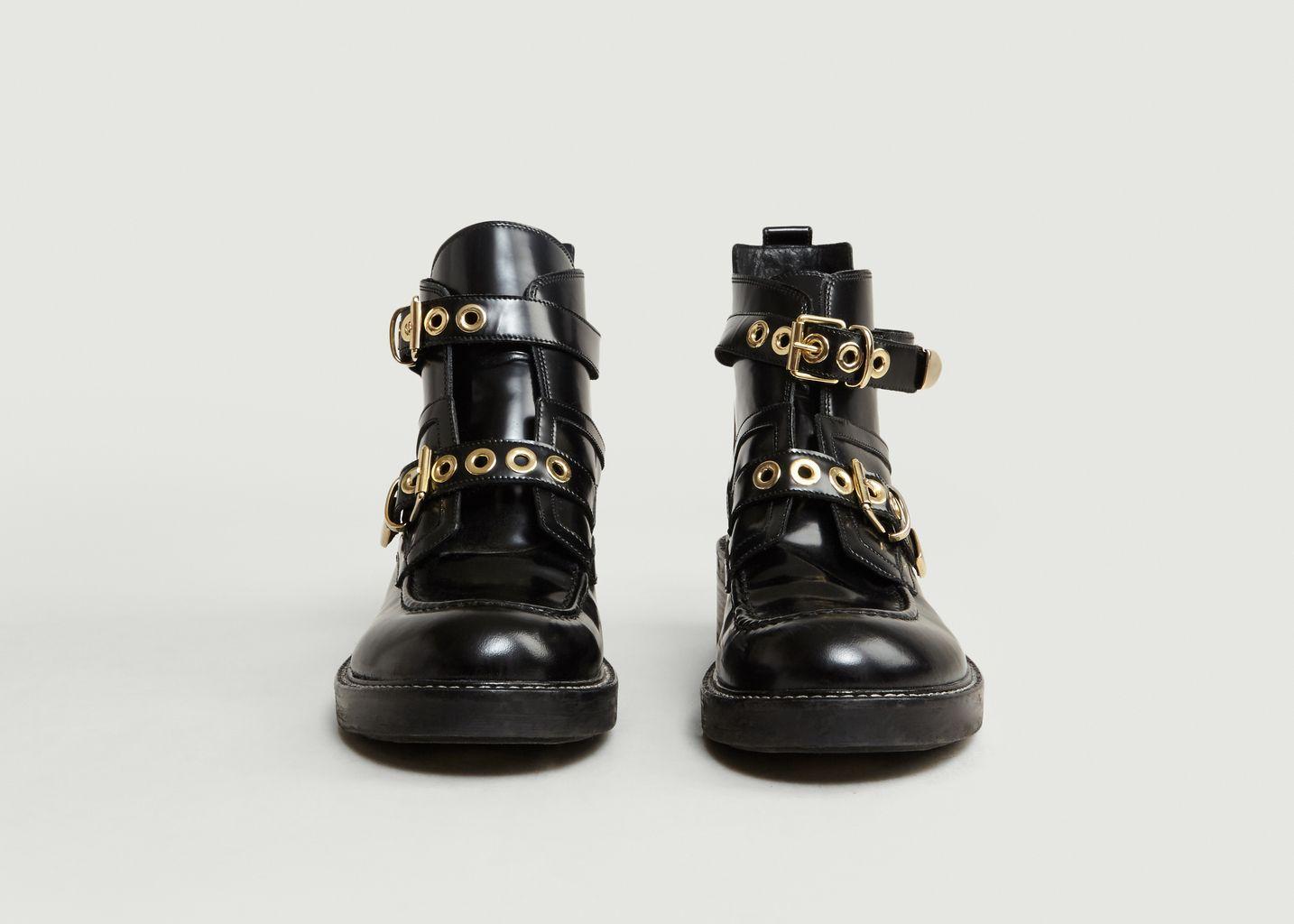 010d31dc2551 Boots Rajah NoirEssentiel Antwerp