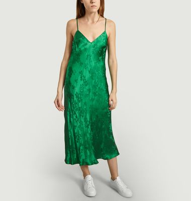 Vegetarian Long Slip Dress