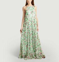 Vandale Wide Halter Dress