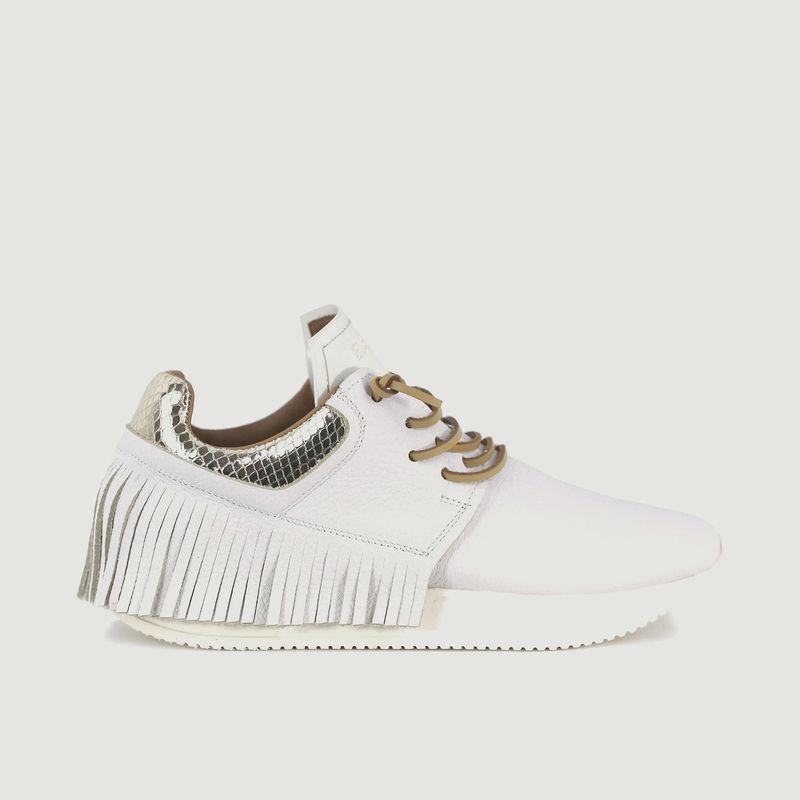 Sneakers à franges - EsseUtEsse