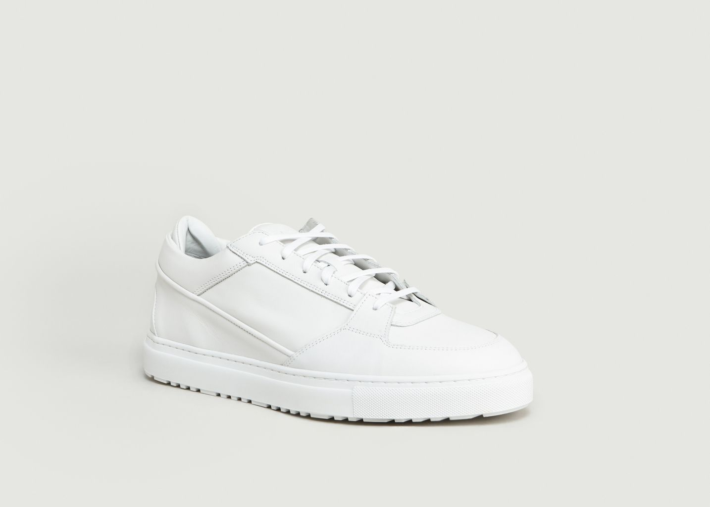 fa353ae51dc168 Sneakers Low 3 Blanc ETQ | L'Exception