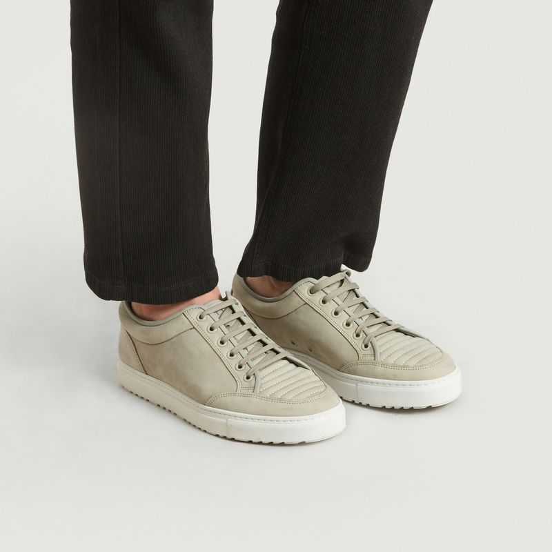 Low 2 Trainers Grey ETQ   L'Exception