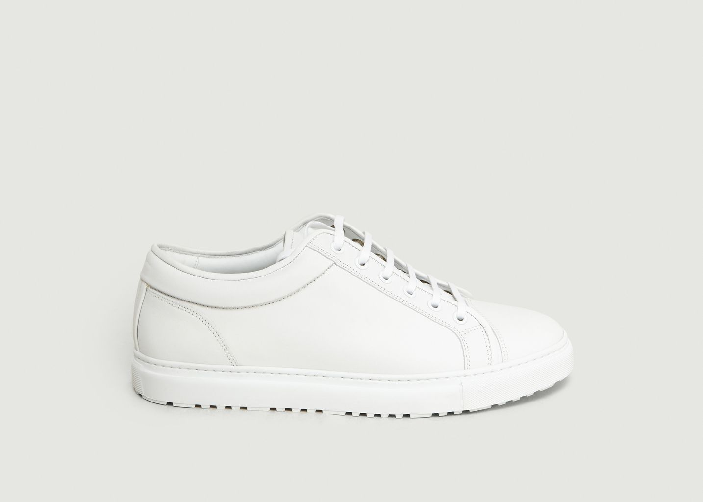 Low 1 Leather Trainers White ETQ  4121e80b0