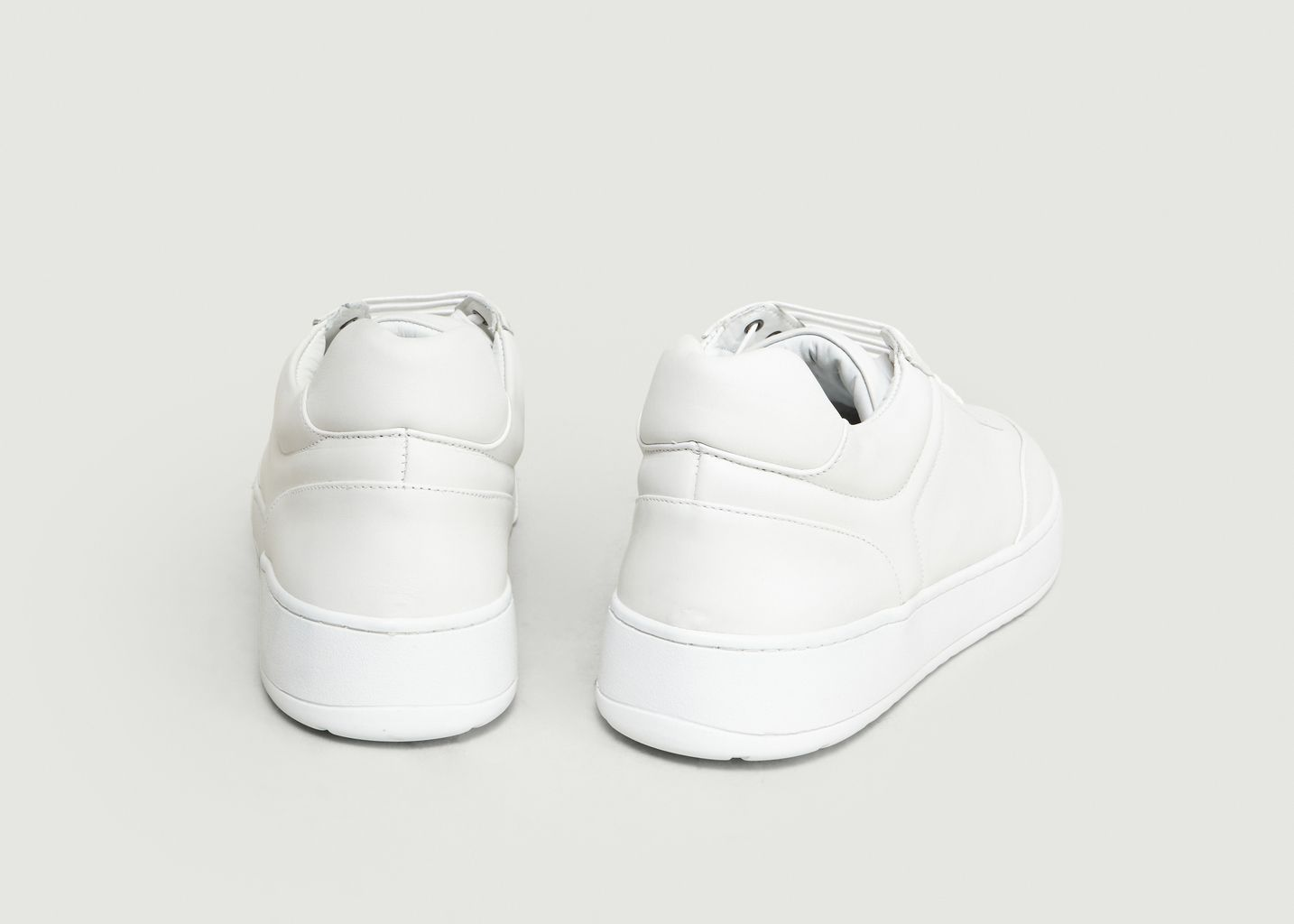 Low 5 Trainers White ETQ  9f8b7d42bc