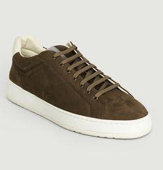 Sneakers Low 4 En Nubuck