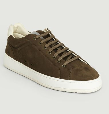 Sneakers Low 4 En Nubuck