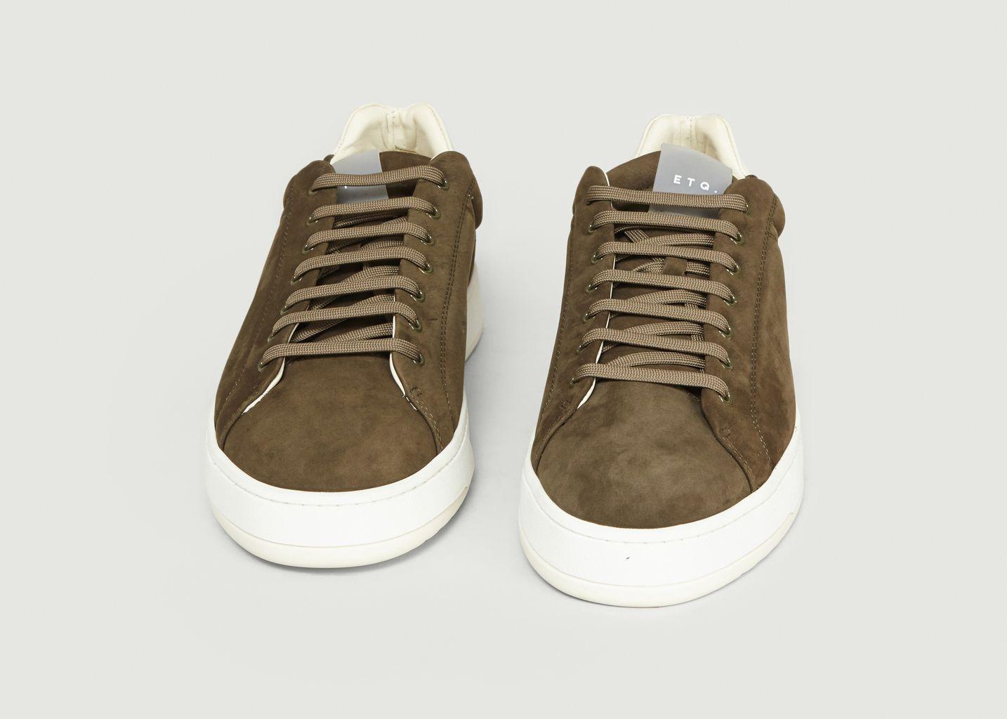Sneakers Low 4 En Nubuck - ETQ