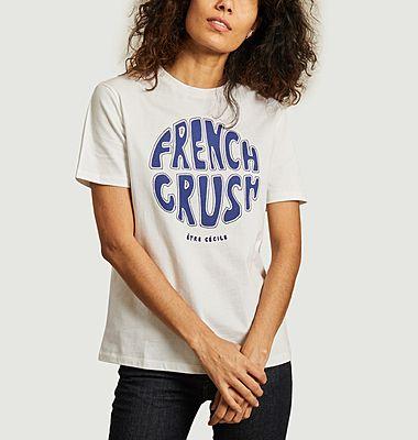 T-shirt French Crush