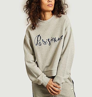 Sweatshirt Parisienne