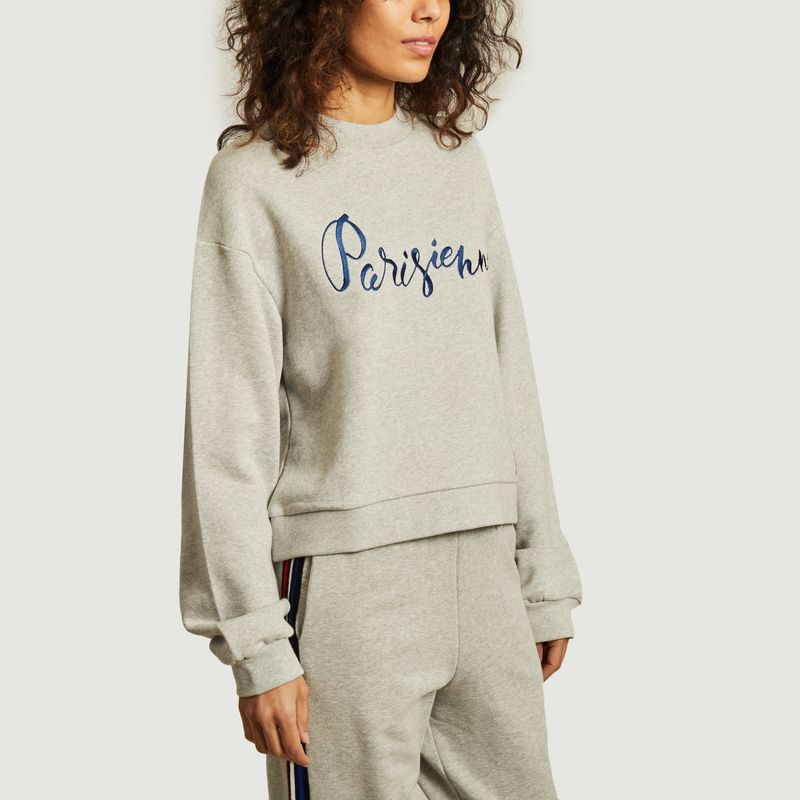 Sweatshirt Parisienne - Être Cécile