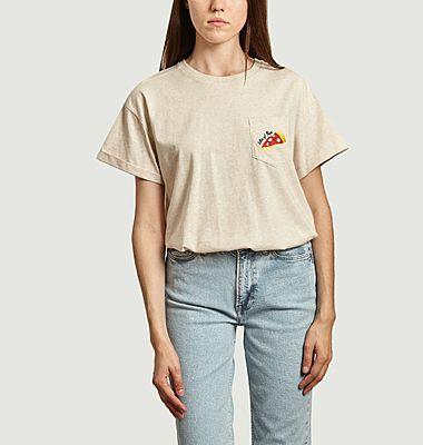 T-shirt oversize Peace