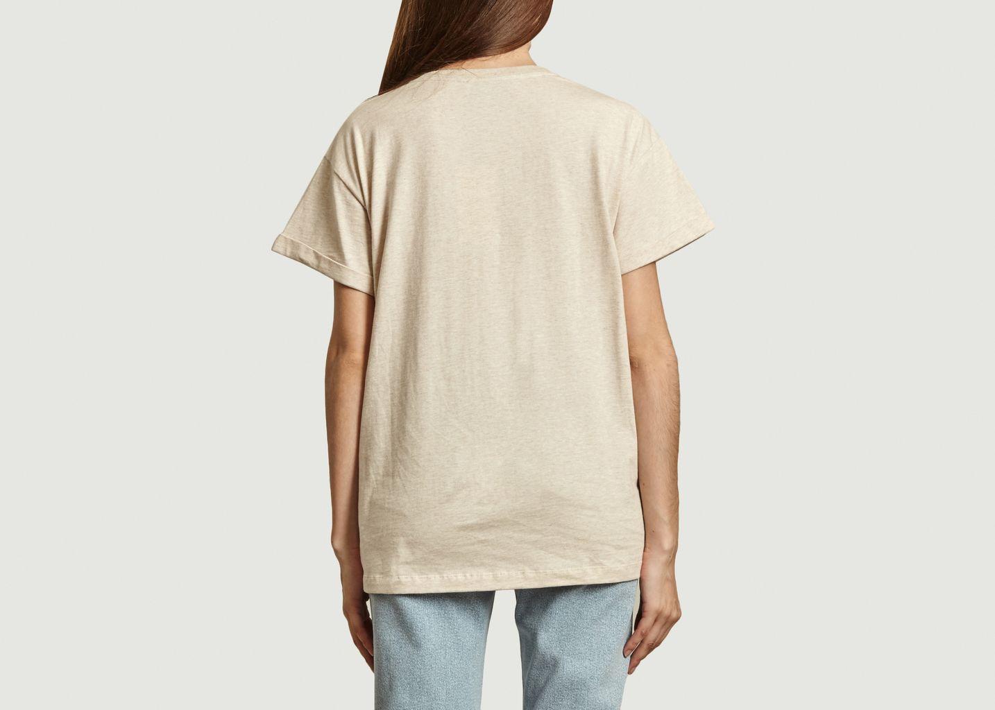 T-shirt oversize Peace - Être Cécile