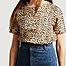 matière T-shirt léopard - Être Cécile
