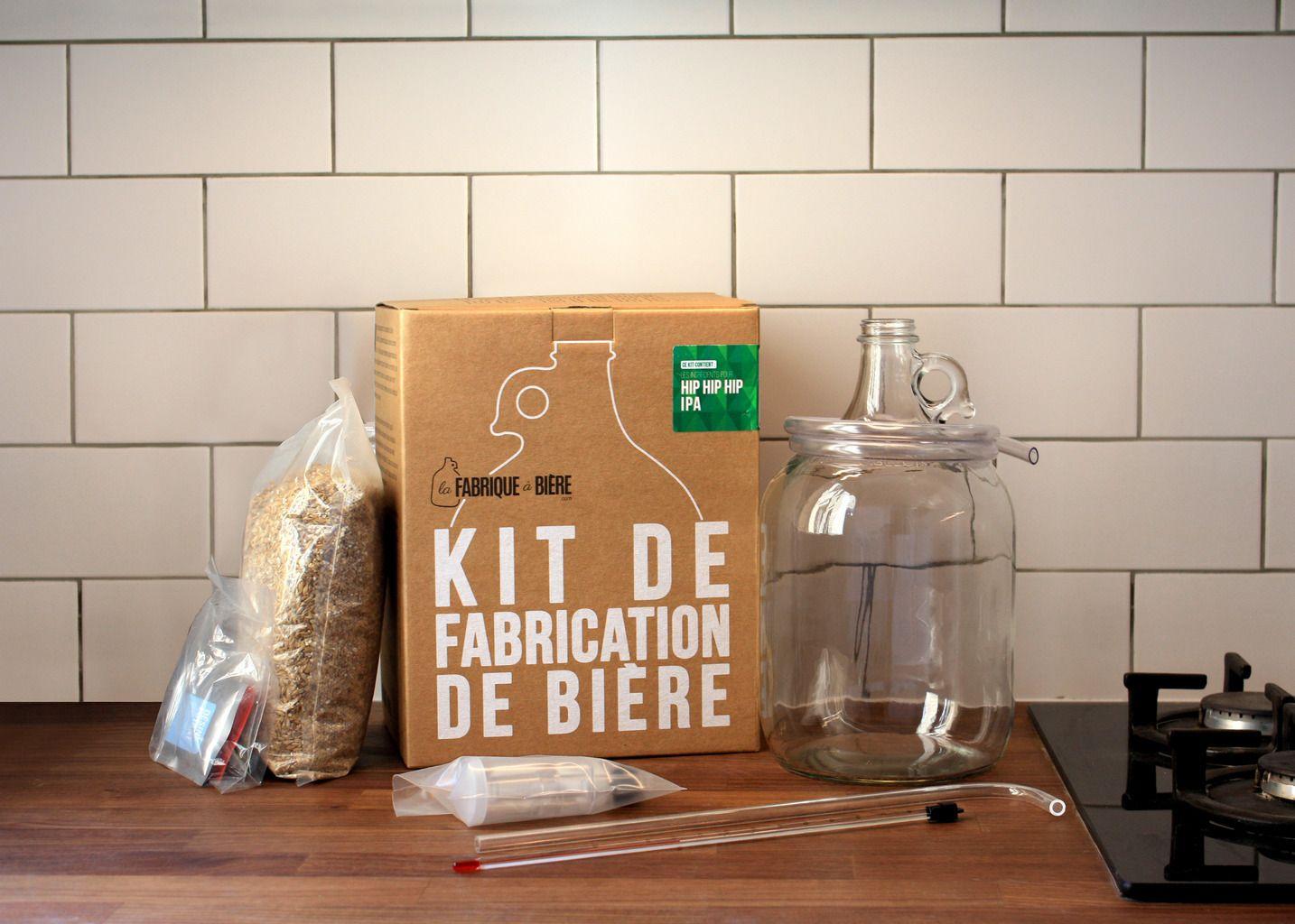Kit de Brassage - American Pale Ale - La Fabrique à Bière