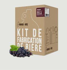 Kit de Brassage - Kit Malt & Raisin