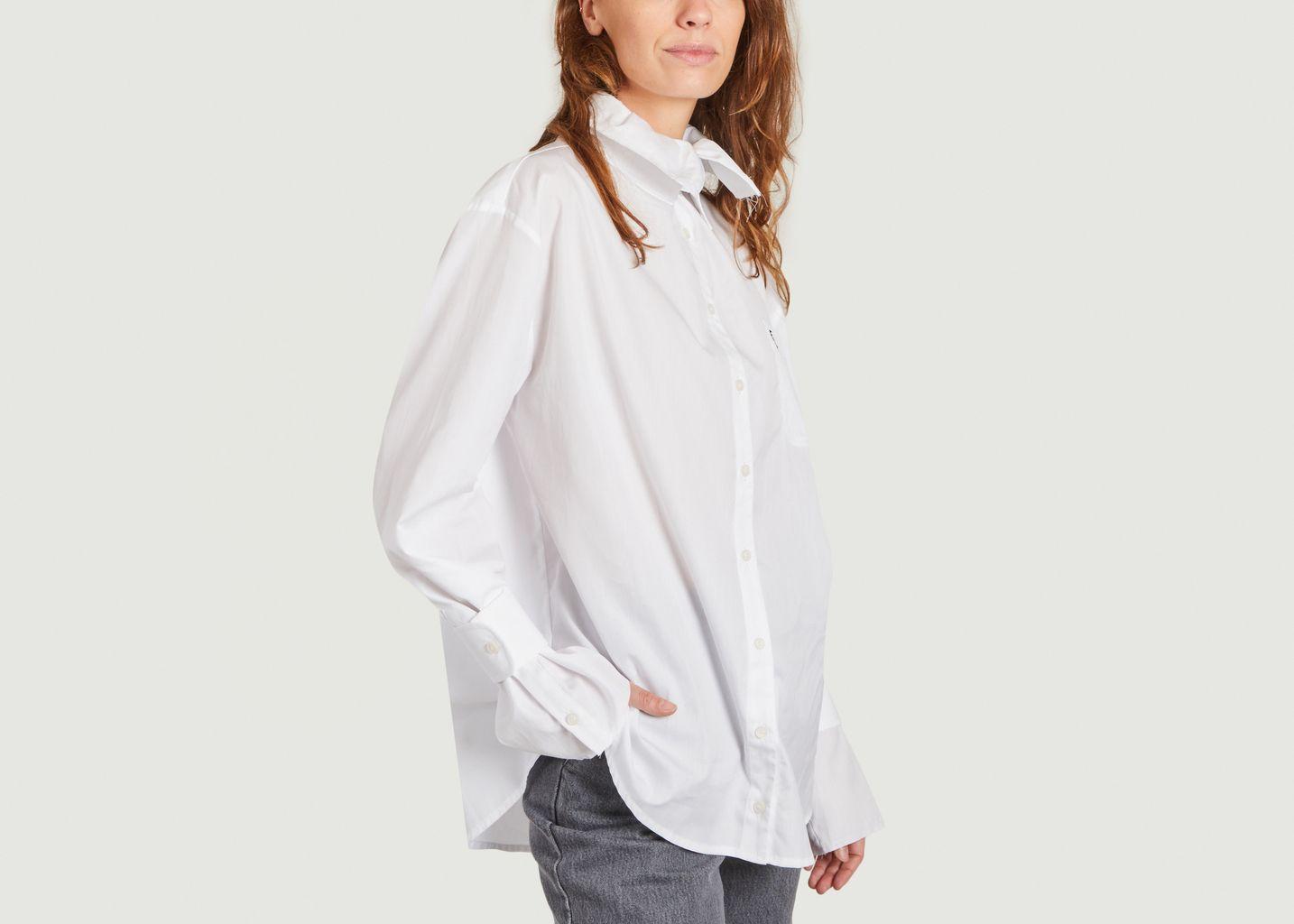 Chemise à double col Coco - Façon Jacmin