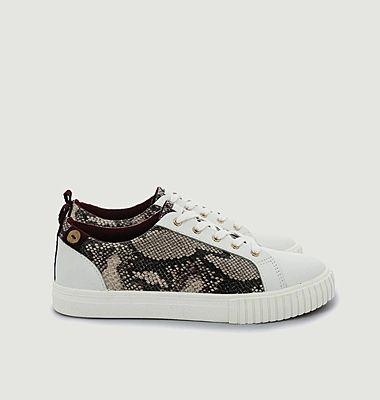 Sneakers Balsa en cuir